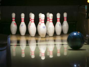 regulation bowling facility