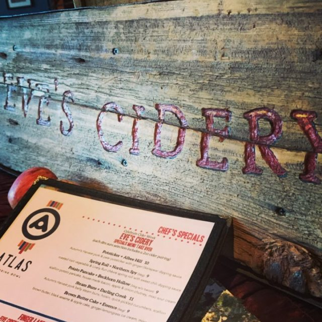 Happy flxciderweek ! evescidery eatdrinkbowl