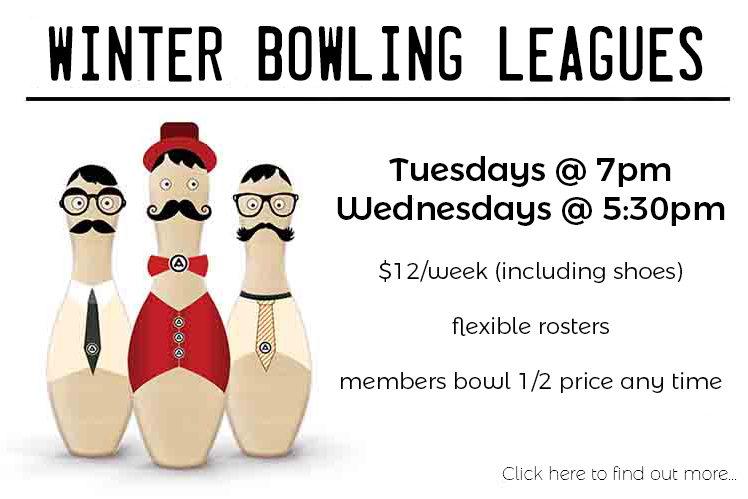 bowling leagues