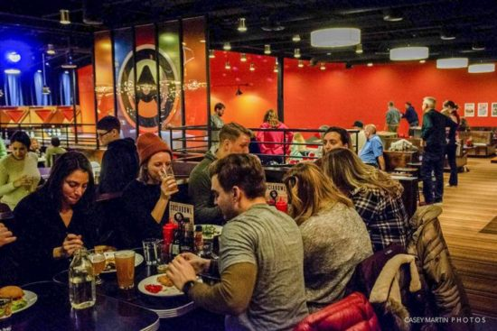 Review: Bowl & Dine at Atlas